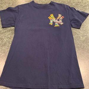 Majestic Derek Jeter Colorful Captain Shirt Small
